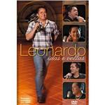 DVD - Leonardo - Idas e Voltas, Grandes Sucessos em Vídeo