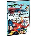 DVD Liga da Justiça: a Nova Fronteira