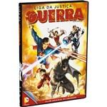 DVD - Liga da Justiça: Guerra