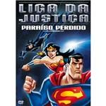 DVD Liga da Justiça - Paraíso Perdido
