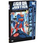 DVD Liga da Justiça Sem Limites - Volume 1