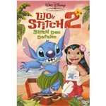 DVD Lilo & Stitch 2 - Stitch Deu Defeito