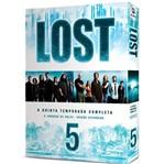 DVD Lost - a 5ª Temporada Completa (5 DVDs)