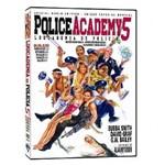 DVD Loucademia de Polícia 5: Missão Miami Beach
