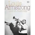 DVD Louis Armstrong - Live In Austrália