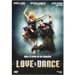 Dvd Love e Dance