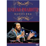 DVD Luciano Pavarotti - Barcelona