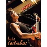 DVD Luis Carlinhos Gentes 20 Anos ao Vivo