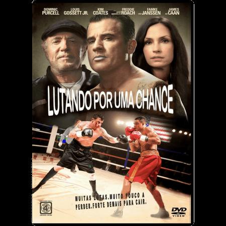 DVD Lutando por uma Chance