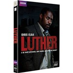 DVD - Luther - 1ª Temporada Completa