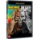 DVD Mad Max Estrada da Fúria Black & Chrome Edition