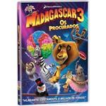 DVD - Madagascar 3 - os Procurados