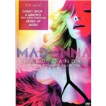 Dvd Madonna - Hard Candy - Live From Roseland Ballroom
