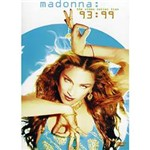 DVD Madonna - The Video Collection - 1993 - 1999 - IMPORTADO