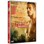 DVD - Mais Forte que o Mundo: a História de José Aldo