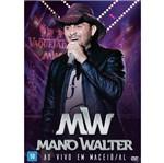 DVD Mano Walter - ao Vivo em Maceió