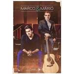 DVD - Marco e Mário - Ensaio Acústico