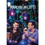 DVD - Marcos e Belutti - Acústico