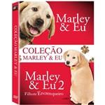 DVD Marley e eu 1 e 2 (Duplo)