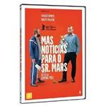 DVD Más Notícias Senhor Mars - François Damiens