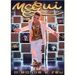 DVD - Mc Gui: o Bonde é Seu - ao Vivo