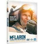 Dvd - Mclaren: o Homem por Trás do Volante