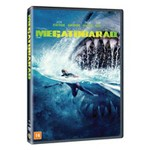 Dvd Megatubarão - Jason Atatham