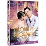 DVD - Melodia da Broadway 1929