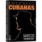 DVD Memórias Cubanas: Marcos Estamos Aqui (MP4)