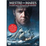 DVD Mestre dos Mares: o Lado Mais Distante do Mundo