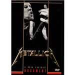 Dvd Metallica - a Rock Portrait - Document