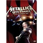 Dvd Metallica - Devil´s Dance Live In Lisbon 2008