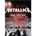 DVD Metallica - Orgulho, Paixão e Glória - Três Dias na Cidade do México