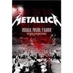 DVD Metallica - Orgulho, Paixão e Glória - Três Noites na Cidade do México (2 DVDs + 2 CDs)