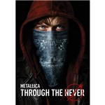 DVD - Metallica - Through The Never (2 Discos)