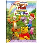 DVD Meus Amigos Tigrão e Pooh: Caçando Arco-Íris
