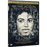 DVD Michael Jackson: a Vida de um Ícone