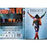 DVD Michael Jackson This Is It