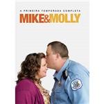 DVD Mike And Molly - 1ª Temporada Completa - Triplo