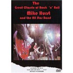 DVD Mike Hurst - The Great Classic Of Rock'n'roll Mike Hurst And The All Star Band