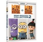 DVD Mini-Movies Collection 2 - Meu Malvado Favorito 1 & 2