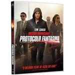 DVD Missão Impossível: Protocolo Fantasma