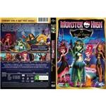 DVD - Monster High - 13 Monster Desejos - Universal