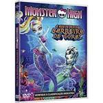 DVD - Monster High - a Assustadora Barreira de Coral