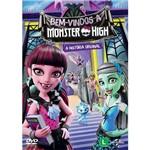 Dvd - Monster High: Bem Vindo à Monster High