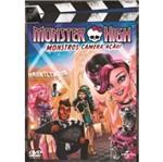 DVD Monster High - Monstros, Câmera, Ação!