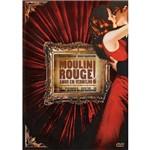 DVD Moulin Rouge - Amor em Vermelho