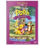 DVD Mundo Mágico de Pooh - Amor e Amizade - Vol. 6
