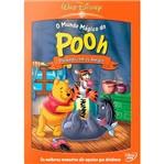 DVD Mundo Mágico de Pooh - Dividindo com os Amigos - Vol. 7