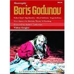 DVD Mussorgsky - Boris Gudunov (Duplo) - IMPORTADO